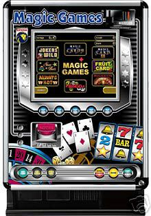 spielautomaten magic games